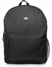 Dickies Mens Backpack Canvas Student Black NEW