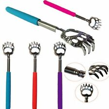Metal Back Massage Telescopic Bear Claw Extendable Scratcher