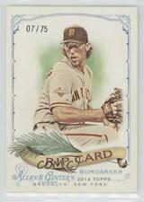2014 Topps Allen & Ginter's Rip Cards Unripped #RIP-49 Madison Bumgarner Card