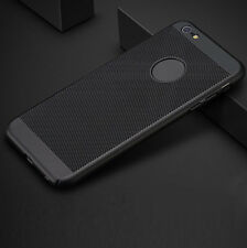 Cooling Hollow Radiating Protective PC Hard Phone cover Case For Iphone 7/7 Plus