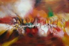 Abstract art acrylic painting on canvas for living room decoration