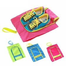 Shoe Pouch Storage Bag Waterproof Travel Gym Sneakers Folding Tote Shoes Bag New