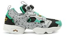 REEBOK INSTAPUMP FURY SP PUMP  RARE SIZE 3 5 34.5 37.5 WOMENS TRAINERS DISC GREY