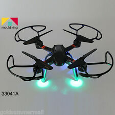 Mould King UFO 33041A Remote Control 2.4GHz 4 Channel 6 Axis Gyro Quadcopter