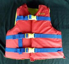 Stearns Youth Child Life Jacket Vest Preserver Boating PFD 50 90 lbs