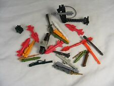 Lot of Action Figure Rockets, Missiles (GI Joe/Star Wars/Others) (A)