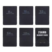 64MB 128MB 256M High Speed Memory Card for Sony PlayStation 2 PS2 Accessories DH
