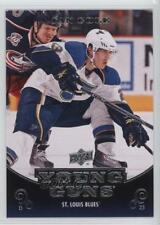 2010-11 Upper Deck #491 Ian Cole St. Louis Blues RC Rookie Hockey Card