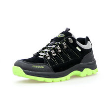 Gomnear Big Size New Trail Hiking Shoes Non Slip Walking Outdoor Atheltic Shoes