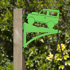 DD Metal Products Steel Hanging Basket Brackets, Cats, Dogs, Vehicles, Birds