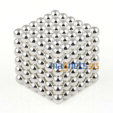 "US Dia 4mm/0.16"" 216pcs N42 Magnet Magic Beads 3D Puzzle Sphere Magnetic Balls"