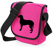 Curly Coated Retriever Bag, perfect Birthday Gift, Mini-Reporter Shoulder Bag