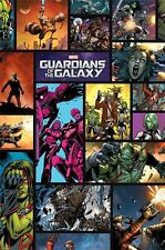 GUARDIANS OF THE GALAXY POSTER (61x91cm) COLLAGE PICTURE PRINT NEW ART
