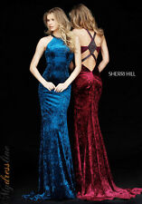 Sherri Hill 51424 Long Evening Dress ~LOWEST PRICE GUARANTEE~ NEW Authentic Gown