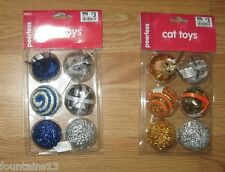 CAT Toys BALLS MICE 6 pieces