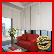 NEW! Custom Made Roller Blinds 600 x 600 Blind Holland Blinds Blockout Window