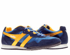 Gola Sprinter Reflex Blue/Sun Men's Running Shoes CMA149XU