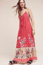NEW Anthropologie Juniper Maxi Dress Floreat S, L, Small & Large SOLD OUT $138