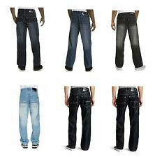 SouthPole Mens BIG & TALL Relaxed Fit Jeans 4187 many colors and sizes