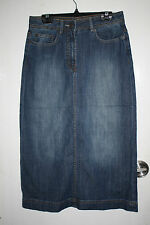 Brand New Boden Everyday Denim Skirt size 8-20