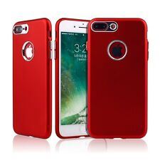 Shockproof Ultra-thin Electroplate Soft TPU Case Cover Skin For iPhone Samsung