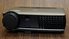 DELL 5100MP 3300 LUMEN HDMI SXGA+ DLP PORTABLE MEDIA PROJECTOR - VERY LOW USE