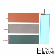 34mm x 110mm Replacement EL Panel Backlight - Glow Foil for Many Synths £9.00