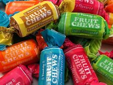 Tootsie Roll Midgees 4 Fruit Flavors plus Vanilla Individually Wrapped FREE Ship