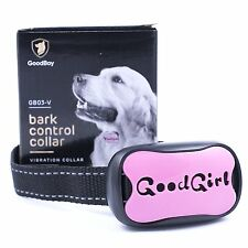 Dog Bark Collar With Shock And Sound for Small And Medium Dogs By GoodBoy v