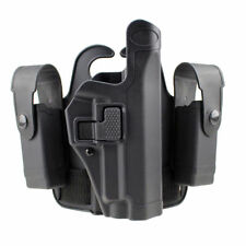 Tactical Right Drop Leg Thigh Holster With 2 Pouches for SIG SAUER P226 P229