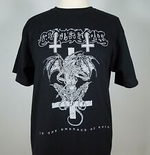 GROTESQUE In The Embrace Of Evil Black T-Shirt Men's (NEW)
