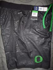 NIKE OREGON BASKETBALL-FOOTBALL DRY-FIT SHORTS SIZE XL L MEN NWT $80.00