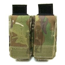 Eagle Industries MOLLE Kydex G17/22 Pistol Mag Double Pouch - Multicam