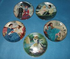 DANBURY MINT LITTLE WOMEN COLLECTORS PLATES - CHOOSE INDIVIDUAL PLATE