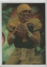 1995 Fleer Ultra Rising Star #6 Brett Favre Green Bay Packers Football Card