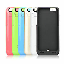 """""""3500mAh Battery Case For 4.7"""""""" iPhone 6 External Power Bank Backup Charger Cove"""