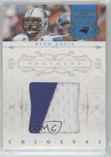 2011 Playoff National Treasures Colossal Materials Prime #42 Ryan Kalil Card