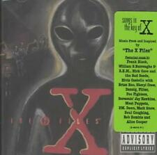 VARIOUS ARTISTS - SONGS IN THE KEY OF X: MUSIC FROM AND INSPIRED BY 'THE X-FILES