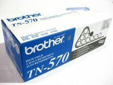 Genuine Brother TN570 TN-570 TN570 High Yield Toner Cartridge Black