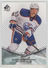2011 SP Authentic Rookie Extended Series R33 Ryan Nugent-Hopkins Edmonton Oilers