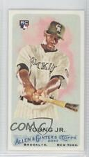 2010 Topps Allen & Ginter's Minis Ginter Back #118 Eric Young Colorado Rockies