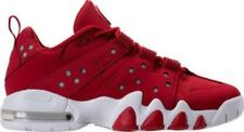Men's Nike Air Max CB '94 Low Basketball Shoes. Gym Red/White 917752 600
