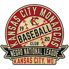 Kansas City Monarchs Negro League Mens Polo Shirt S-6X, LT-4XLT Royals New