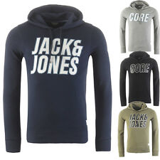 JACK & JONES HOODIE HOODED JUMPER JCOHOUSED SWEAT HOOD, 4 ,S, M, L, XL, XXL
