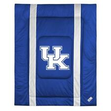 Kentucky Wildcats UK Sideline Bedding Comforter Cover
