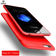 5000/7300mAh External Battery Pack Backup Charger Case Cover For iPhone 6 7 Plus