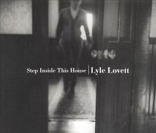 Step Inside This House by Lyle Lovett (CD, Sep-1998, 2 Discs, MCA)