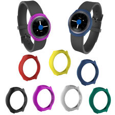 Many Color Soft Rubber silicone band case Watch cover for samsung S2 R720 R730