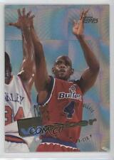 1995-96 Topps Mystery Finest Power Boosters #282 Chris Webber Washington Bullets