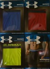 Under Armour UA Mesh 6 inch Boxerjock boxer brief size SMALL